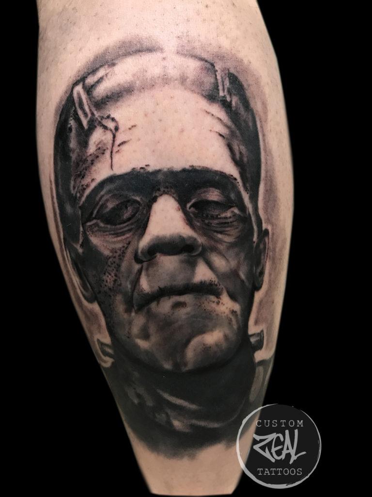 Boris Karloff / Frankenstein